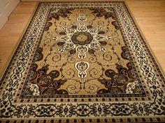 Beige Persian Rug Oriental Rugs Living Room Carpet Area Rug 5x8 Rugs Persian 6x8 Rugs