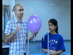 4▶ איך להזיז זרם מים באמצעות חשמל סטטי? - YouTube