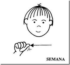 Amig@s vamos a empezar con cosas básicas sobre la lengua de signos. Hoy comenzamos con LOS DÍAS DE LA SEMANA       Vídeo realizado por la...