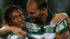 Olhando para os cinco golos em seis jogos que Bas Dost tem com a camisola do Sporting, percebemos que é em Gelson Martins que o internacional holandês tem