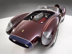 Ferrari Testarossa 1958.