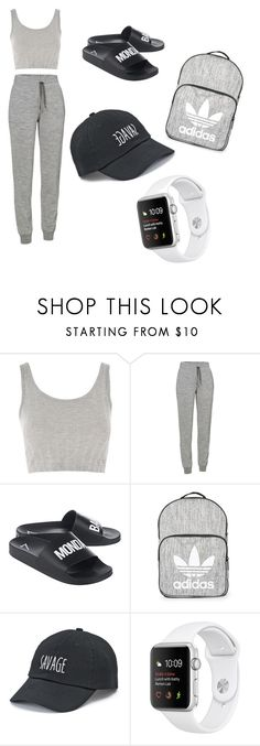 """Chill Outfit"" by laniyah-dlxxi on Polyvore featuring Topshop, Icebreaker and SO"
