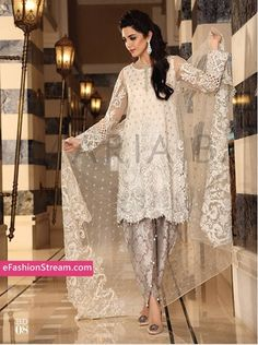 Maria.B Mbroidered Eid Collection 2016-2017 -eFashionstream 15
