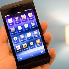 The BlackBerry Z10 is RIM's first BlackBerry 10 phone. It delivers a powerful and unprecedented mobile experience... for those with a lot of patience.