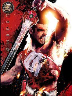 Jason, the Red Ranger