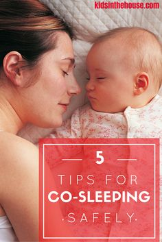 Great Tips for Co-Sleeping!