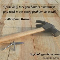 One of a series of great, inspirational, and interesting quotes by famous psychologists.