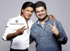 SRK & Dabboo Ratnani