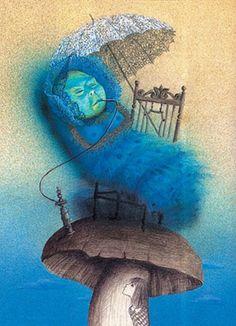 Julia Gukova, Alices Adventures In Wonderland, 1991.