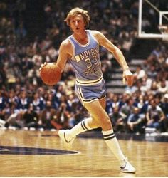 Larry Bird, Indiana State
