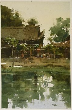 Watercolor // by Chien Chung-Wei
