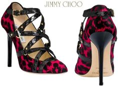 Create a fierce and sexy look while in this Jimmy Choo Elaphe and Pony Pumps.  OK.  I'm in!