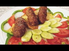 Kebab - Recipes of Bliss Kebab Recipes, Bliss, Sausage, Youtube, Food, Recipes, Eten, Sausages, Meals