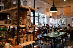 Barber and Parlour week end à Londres par radis rose http://radisrose.fr/grand-week-end-londres-pour-les-gourmands/ #Londres #shoreditch