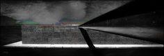 Mucem , Panoramic, Dark Impact Photograph by Jean Francois Gil