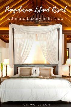 Travel Philippines | El Nido | Island | Luxury | Resort