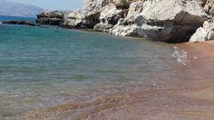 spiaggia rosa rodi