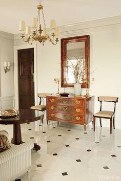 Interiors | Fifth Avenue Apartment