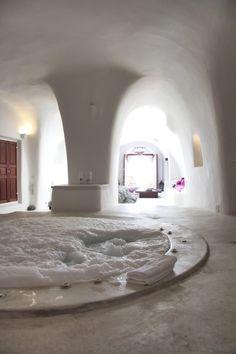 Breathtaking Luxury Hot Tub Ideas to Inspire You - Bathroom Ideas Dream Bathrooms, Dream Rooms, Romantic Bathrooms, Luxury Bathrooms, Contemporary Bathrooms, Interior Architecture, Interior And Exterior, Cob House Interior, Mansion Interior