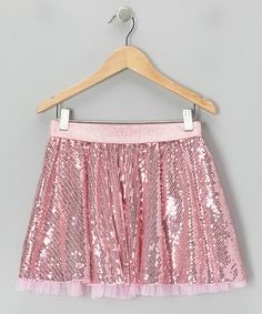 alexandra dresses Another great find on #zulily! Blush Rhinestone ...