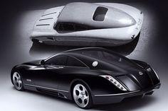 ''Mercedes-Benz Maybach Exelero'' Future 2017 Cars Design Concepts & Photos