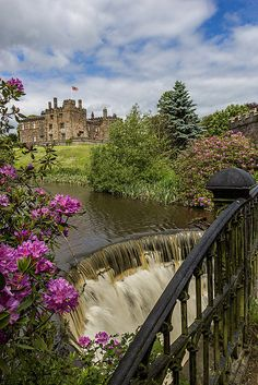 Ripley Castle by Lance Garrard, North Yorkshire, England Yorkshire England, North Yorkshire, England And Scotland, England Uk, Beautiful Castles, Beautiful Places, Places To Travel, Places To See, Ripley Castle