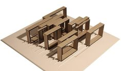 15 Great Examples of Conceptual Architectural Models | ARCHILIBS