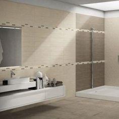 Piastrelle per rivestimento bagno e cucina effetto opaco ...