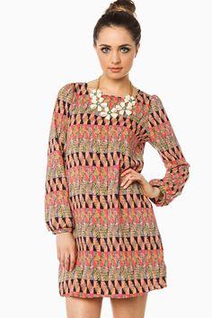 ShopSosie Style : Stephania Shift Dress