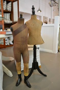 more dress forms