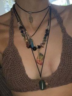 Hippie Style, Mode Hippie, My Style, Funky Jewelry, Hippie Jewelry, Cute Jewelry, Jewlery, Mode Emo, Mode Punk