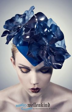 hat by wellenkind, foto + make up + styling: shoot the model