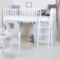 Oliver Furniture Hochbett halbhoch