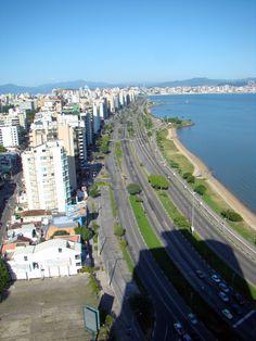 Avenida Beira Mar (Florianópolis) | Flickr - Photo Sharing!