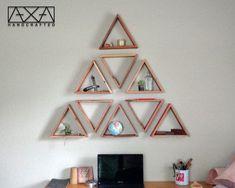 1000+ ideas about Triangle Shelf on Pinterest | Shelves, Wood ...