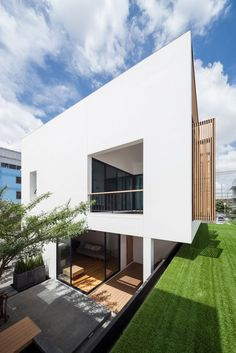 Gallery of Twin House / Poetic Space Studio - 13