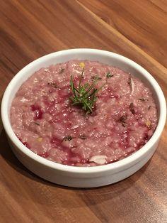 Découvrez les recettes Cooking Chef et partagez vos astuces et idées avec le Club pour profiter de vos avantages. http://www.cooking-chef.fr/espace-recettes/pates-riz-feculents/risotto-au-vin-rouge