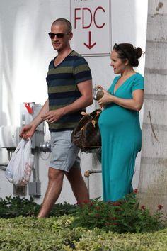 Ashley Hebert & J.P. Rosenbaum Welcome First Child: Fordham Rhys