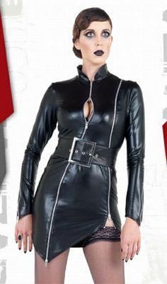 52a6d003d7 150 Best Women's Vinyl & Leather Lingerie images in 2015 | Leather ...