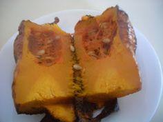 Gluten Free A-Z Blog: 1-2-3 Easy Butternut Squash