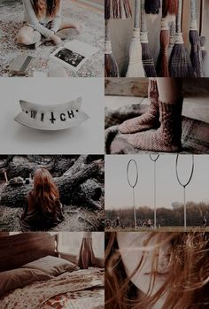 I can see this being a Ginny aesthetic graphic