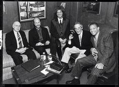 Jazz guitar reunion. Jim Hall, John Scofield, Pat Metheny, Pat Martino, Mark Whitfield.