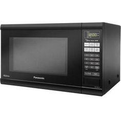Panasonic Consumer - 1.2cf Microwave Family Black