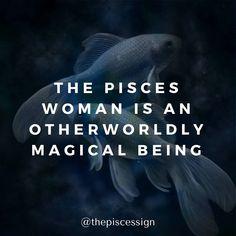 Aquarius Pisces Cusp, Pisces Traits, Zodiac Signs Pisces, Pisces Love, Pisces Quotes, Pisces Woman, My Zodiac Sign, Astrology Signs, Zodiac Facts