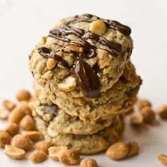 Lacy Oatmeal Cookies - recipe from Mrs Fields Cookies | A tester ...
