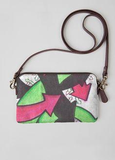 VIDA Tote Bag - Scribble Arrows by VIDA oEUAncgp5