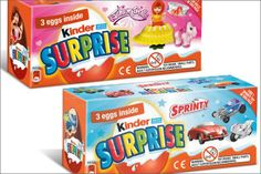 Kinder Surprise denies gender bias with pink and blue eggs, plus five sexist marketing fails