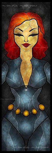 Avengers Series | Black Widow
