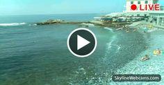 Live #webcam from the beach of #Genoa.  #Genova #Italia #Italy #Travel