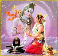 Lord Shiva and Parvati Mata Shiva Parvati Images, Krishna Images, Anti Amor, Shiva Shankar, Lord Shiva Hd Images, Lord Shiva Family, Lord Shiva Painting, Lord Murugan, Shiva Wallpaper